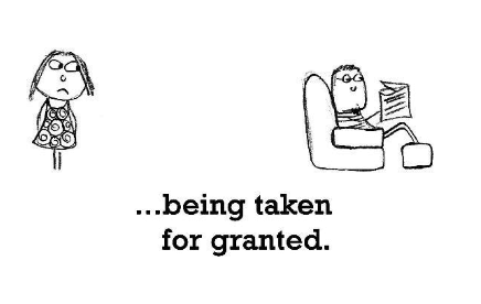 being-taken-for-granted