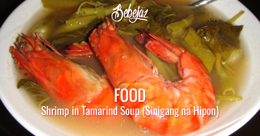 Shrimp-in-Tamarind-Soup-Sinigang-na-Hipon
