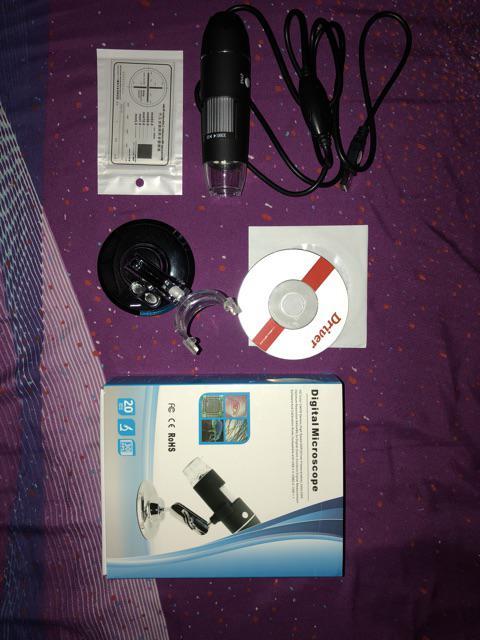 1000x Zoom Digital Microscope Software Installer ~ Bebejaz